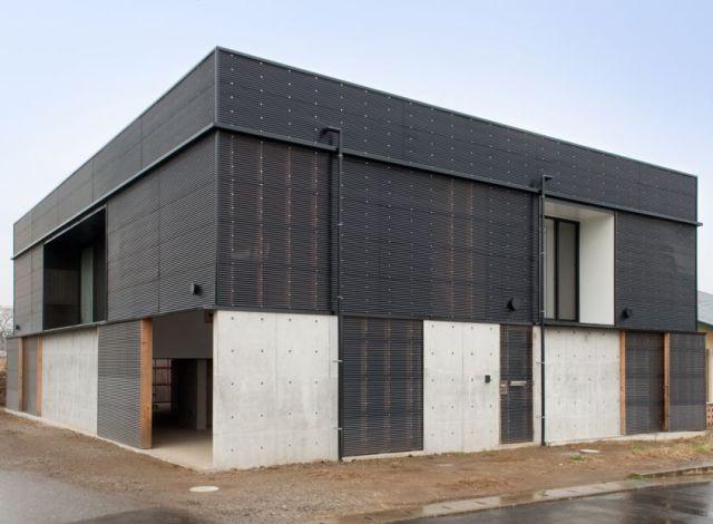 高床式平屋の注文住宅